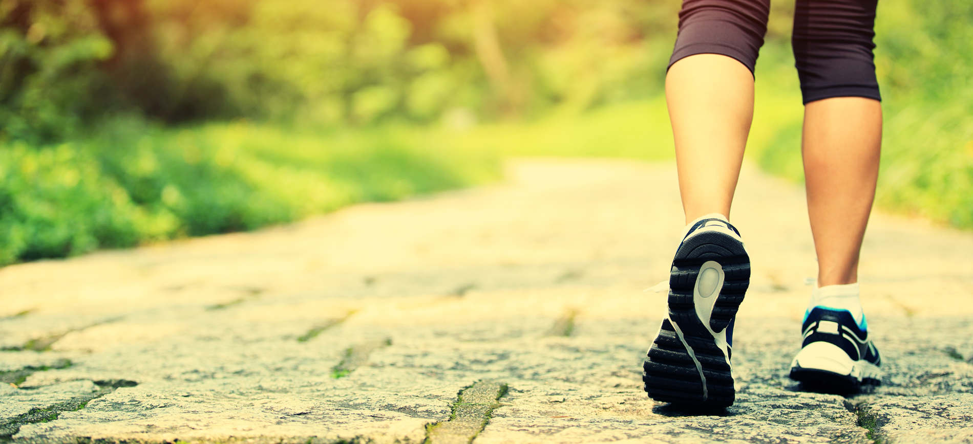 Girl jogging, fitness, nature